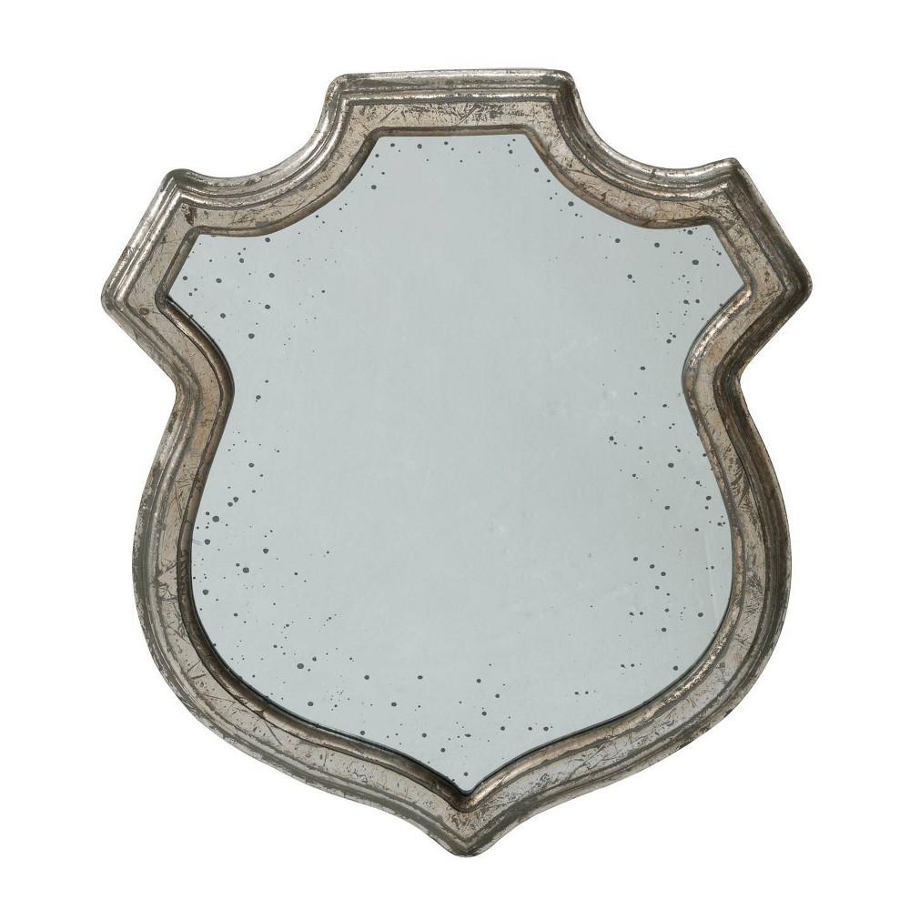 Medium Wide Empire Crest Mirror A 38 B Home