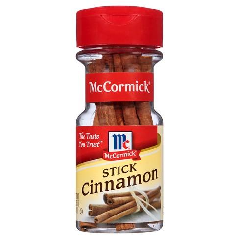 mccormick cinnamon sticks 75oz target