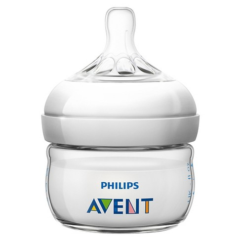 Philips Avent Natural Newborn Bottle - 2oz (2pk) - image 1 of 5