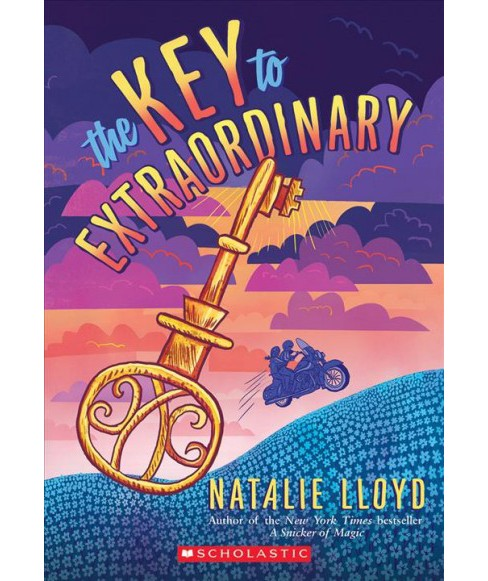 Key to Extraordinary -  by Natalie Lloyd (Paperback) - image 1 of 1