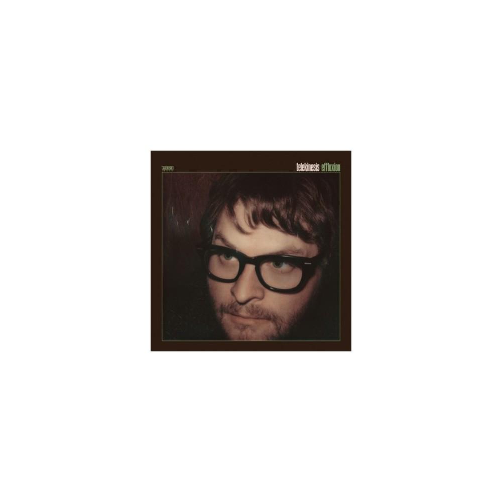 Telekinesis - Effluxion (Vinyl)