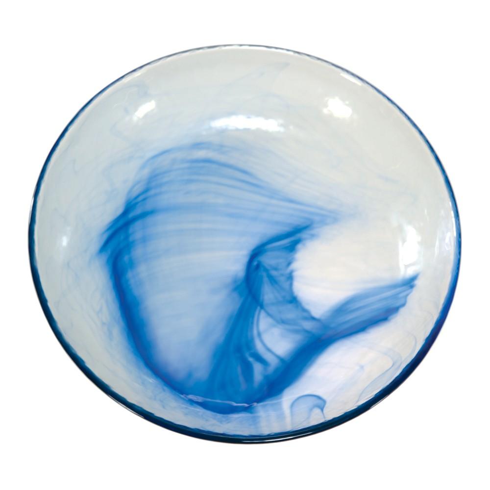 Bormioli Rocco Murano Glass Dessert Plate 5 0 - Set of 6
