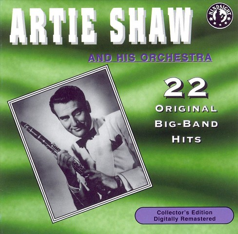 Artie shaw - 22 original big band...  shaw,Artie (CD) - image 1 of 1