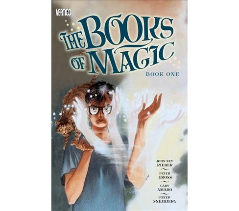 Books of Magic 1 (Paperback) (John Ney Rieber) - image 1 of 1