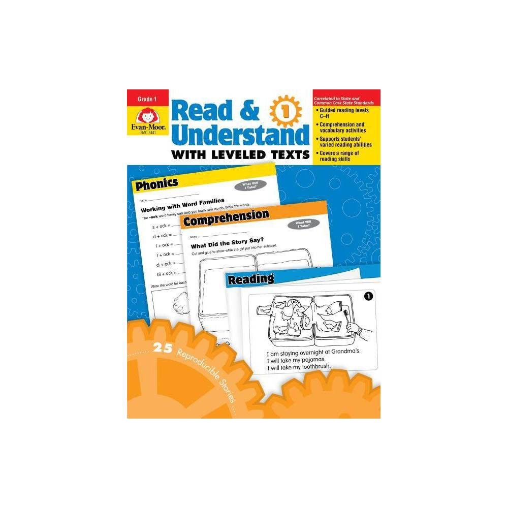 R U Stories Activities Grade 1 Read Understand With Leveled Texts Paperback