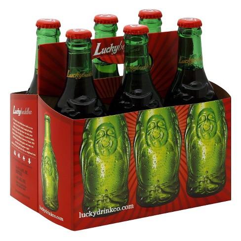 Lucky Buddha Lager Beer - 6pk / 11.2 fl oz Bottles - image 1 of 1