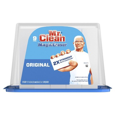 Multi-Surface Cleaner: Mr. Clean Magic Eraser