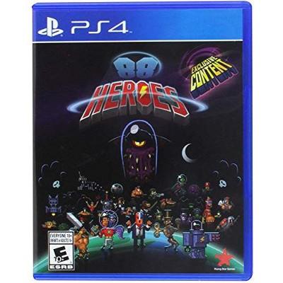 88 Heroes - Playstation 4