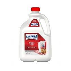 Lactaid Lactose-Free Whole Milk - 96 fl oz