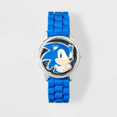 Boys' Sonic The Hedgehog Watch - Blue