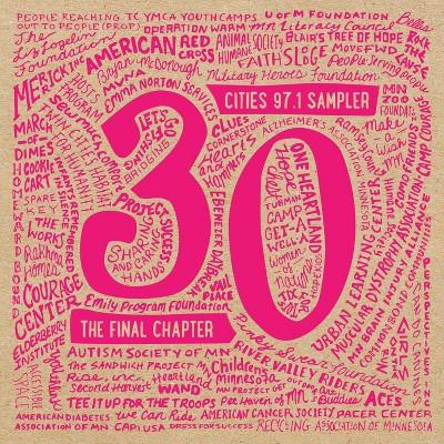 Cities 97 Sampler - Volume 30 (CD)