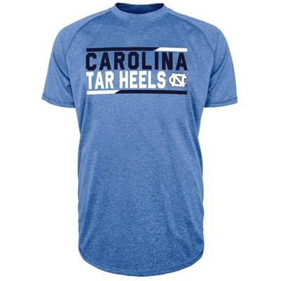 NCAA North Carolina Tar Heels Men's Short Sleeve Performance T-Shirt