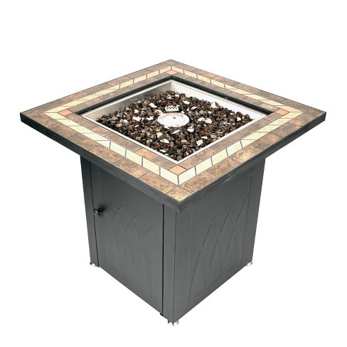Pleasant Hearth Atlantis Gas Fire Pit Table - image 1 of 4