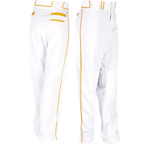 Combat Stock Adult Baseball/Softball Pant with Neon Piping - image 1 of 1