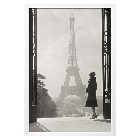 Paris 1928, Framed Art Print - image 1 of 3