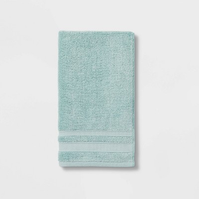 Performance Hand Towel Aqua - Threshold™