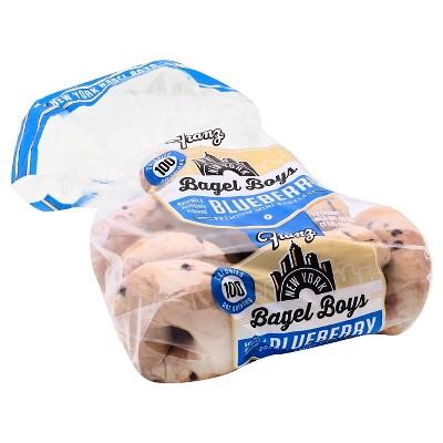 Franz Mini Blueberry Bagels - 16oz/12ct