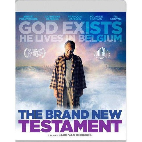 The Brand New Testament (Blu-ray)(2017) - image 1 of 1