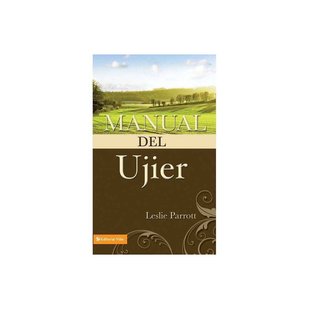 Manual Del Ujier By Zondervan Paperback
