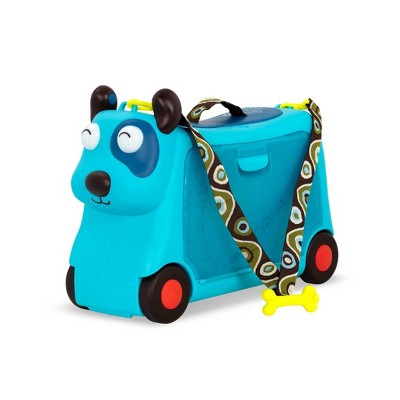 B. toys Kids Ride-On Toy with Storage - On the Gogo Woofer