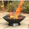 Bangor Woodburning Firepit - Black - Project 62™ - image 3 of 3