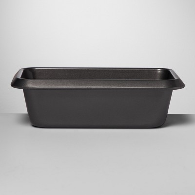 Carbon Steel Non-Stick Loaf Pan 5 x9  Dark Gray - Made By Design™
