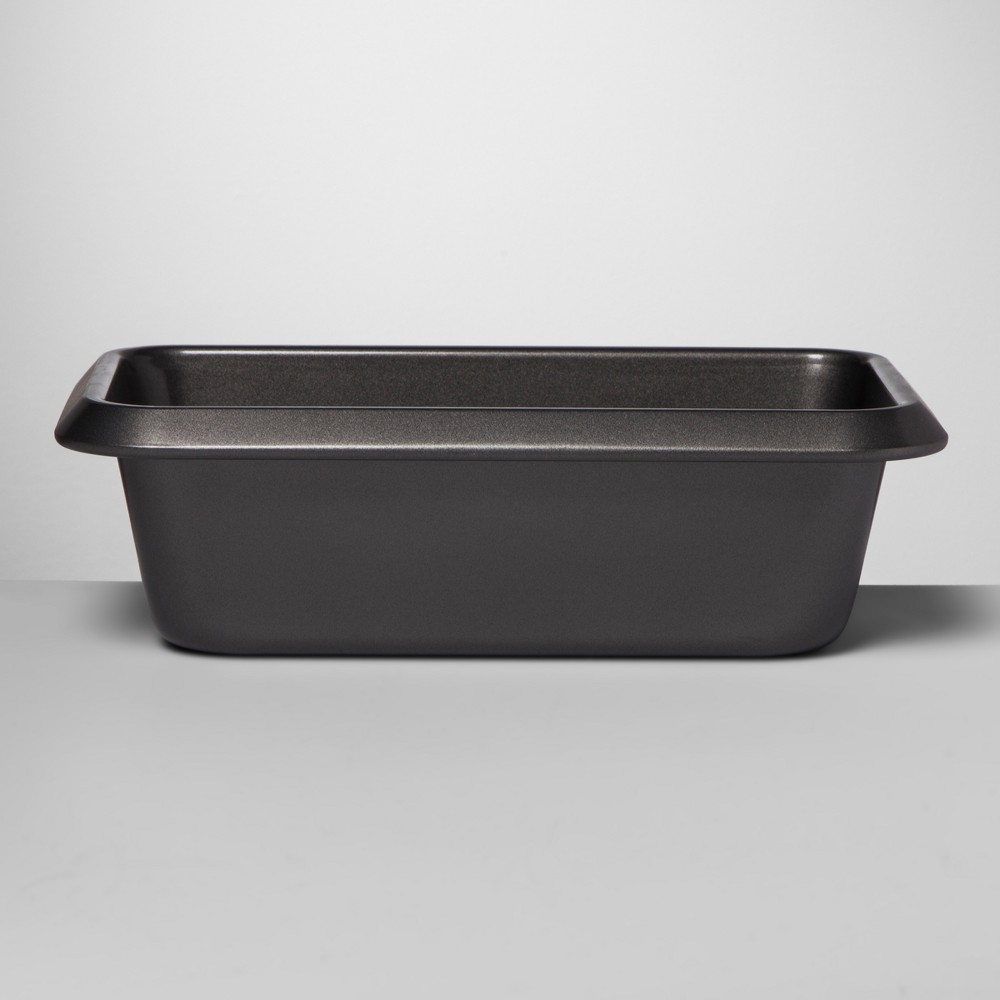 Carbon Steel Non-Stick Loaf Pan 5x9 Dark Gray - Made By Design