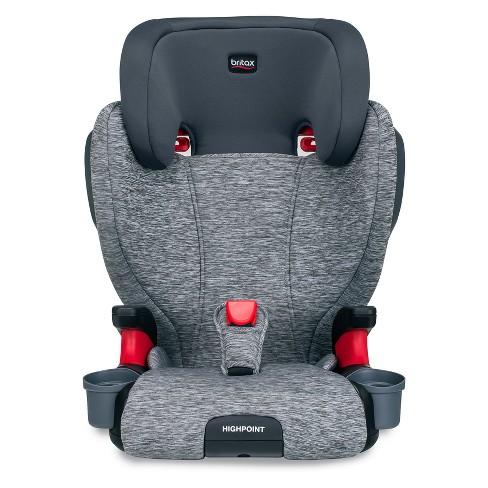 Britax Highpoint Belt Positioning Booster Seat Target