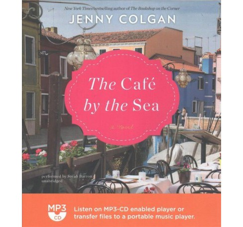Cafe by the Sea (MP3-CD) (Jenny Colgan) - image 1 of 1