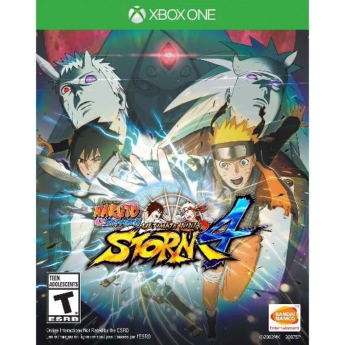 Naruto Shippuden: Ultimate Ninja Storm 4 Xbox One - image 1 of 4