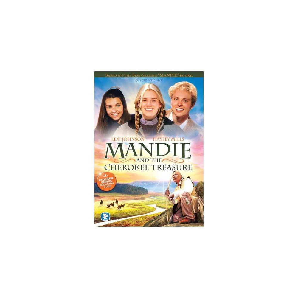 Mandie And The Cherokee Treasure Dvd 2013