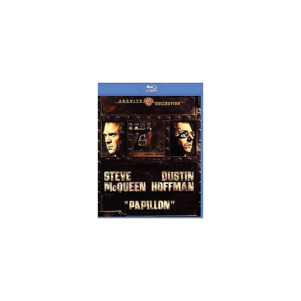 Papillon (Blu-ray), Movies