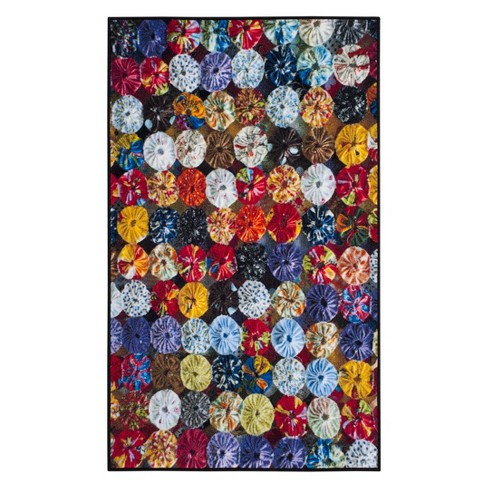 Jamie Shapes Loomed Accent Rug - Safavieh - image 1 of 3