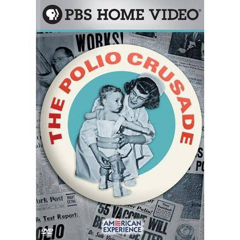 American Experience: The Polio Crusade (DVD) - image 1 of 1