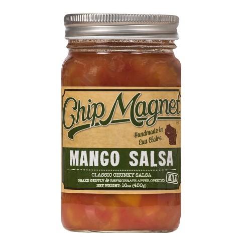Chip Magnet Mango Salsa - 16oz Jar - image 1 of 1