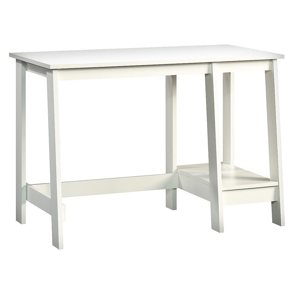 Trestle Desk White - Room Essentials, Natural