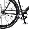 "Sole Bicycles The Overthrow II Single Speed 29"" Road Bike - Black - image 3 of 4"