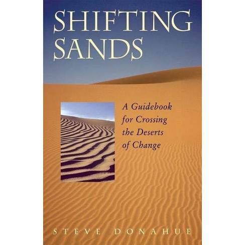 Shifting Sands - by  Steve Donahue (Paperback) - image 1 of 1