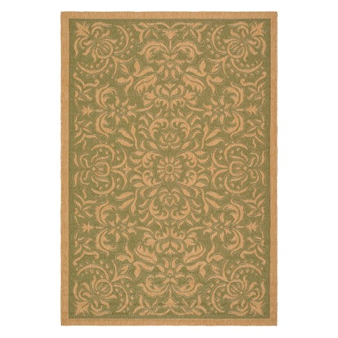 8 11 X 12 Durrant Outdoor Rug Green