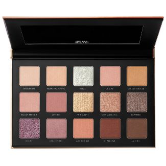 Milani Gilded Eyeshadow Palette - Nude - 0.3oz