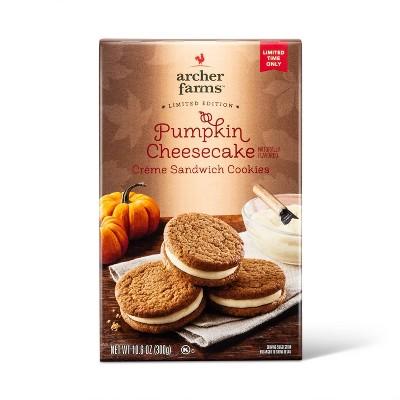 Cookies: Archer Farms Pumpkin Cheesecake Cookies