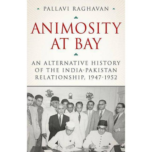 Animosity at Bay - by  Pallavi Raghavan (Hardcover) - image 1 of 1