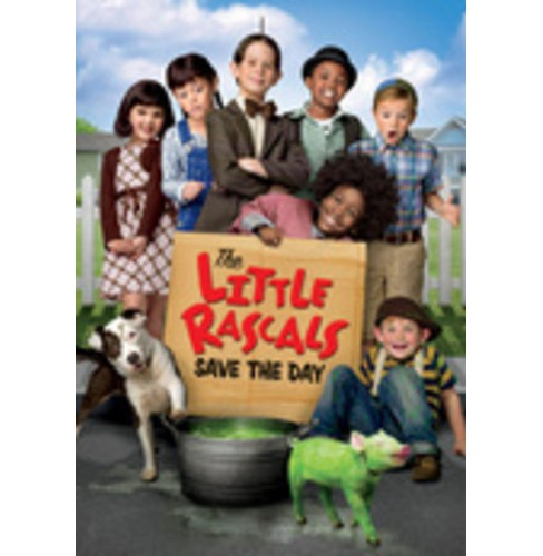 The Little Rascals: Save the Day (DVD) - image 1 of 1