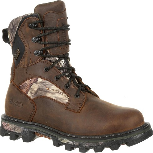 Men's Rocky BearClaw FX 800G Insulated Waterproof Mossy Oak® Camo Outdoor Boot - image 1 of 4