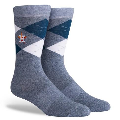 MLB Houston Astros Case Dress Socks - image 1 of 2