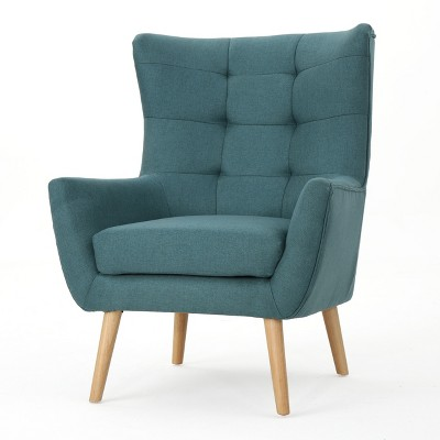 Tamsin Mid-Century Club Chair - Christopher Knight Home
