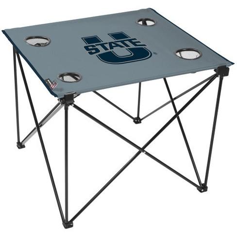 NCAA Utah State Aggies Rawlings Deluxe TLG8 Table - image 1 of 1