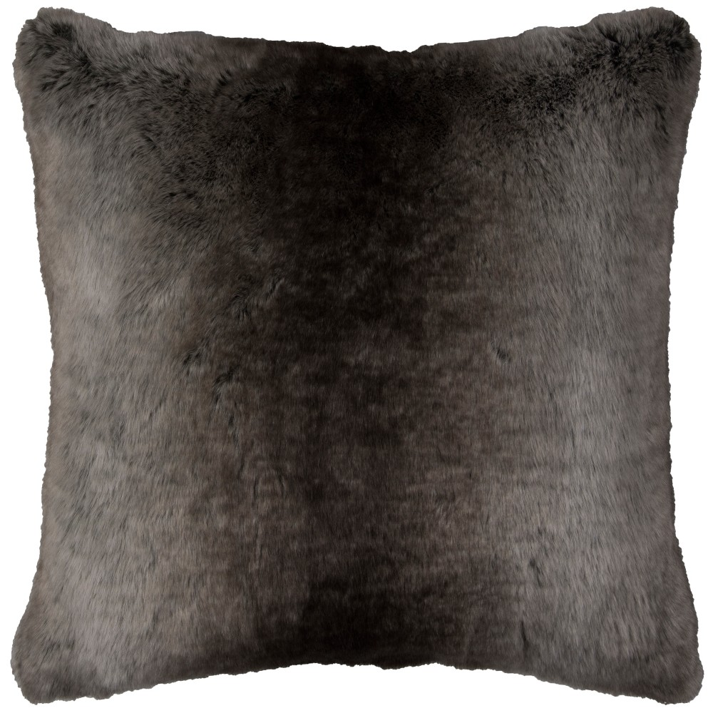 Throw Pillow Rizzy Home Taupe (Brown)