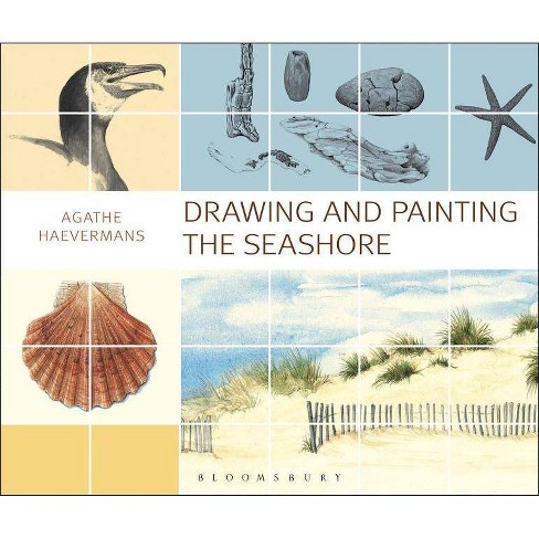 Drawing and Painting the Seashore - by  Agathe Ravet-Haevermans (Paperback) - image 1 of 1