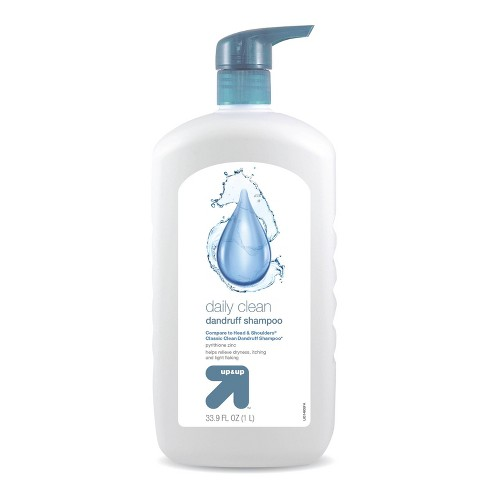 Daily Clean Dandruff Shampoo - 33.9 fl oz - Up&Up™ - image 1 of 1